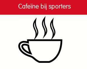 Cafeïne sporters