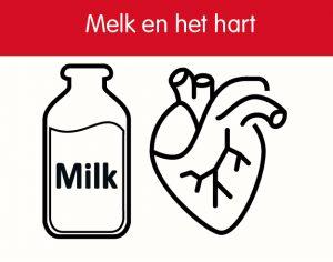 Melk en hart